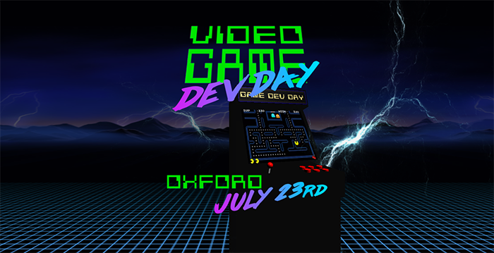 Summer of Hacks: Game Dev Day | The blog of Max Glenister